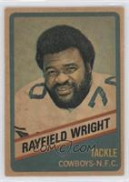 Rayfield Wright [Poor to Fair]