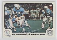 Houston Oilers Team (Room to Move)