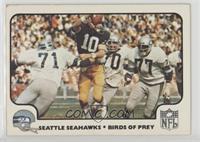 Seattle Seahawks Team (Birds of Prey)