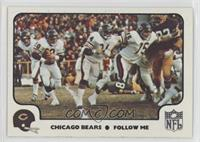 Chicago Bears Team, Walter Payton (Follow Me)