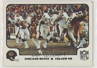 Chicago Bears Team, Walter Payton (Follow Me) [GoodtoVG‑EX]
