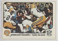 Green Bay Packers Team, Walter Payton (Face-To-Face)