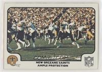 New Orleans Saints Team (Ample Protection)