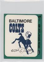 Baltimore Colts (Logo)
