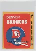 Denver Broncos (Helmet)