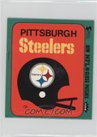 Pittsburgh Steelers (Helmet) [GoodtoVG‑EX]