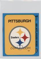 Pittsburgh Steelers (Logo Blue Border)