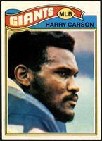 Harry Carson [NMMT]