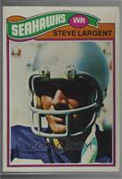 Steve Largent [Poor]
