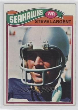 1977 Topps - [Base] #177 - Steve Largent