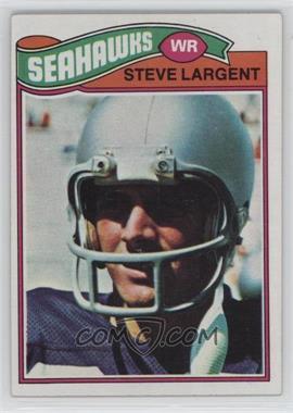 1977 Topps - [Base] #177 - Steve Largent [GoodtoVG‑EX]