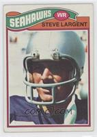 Steve Largent [Noted]