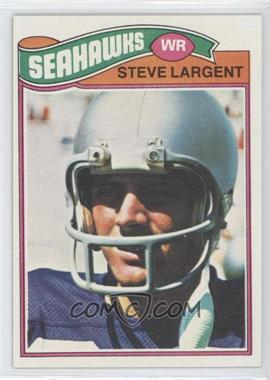 1977 Topps - [Base] #177 - Steve Largent
