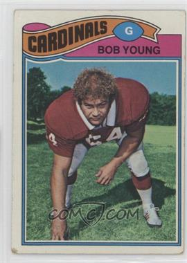 1977 Topps - [Base] #19 - Bob Young [Good to VG‑EX]