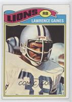 Lawrence Gaines [GoodtoVG‑EX]