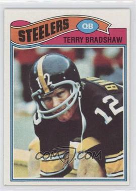 1977 Topps - [Base] #245 - Terry Bradshaw