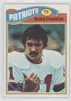 Russ Francis