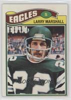 Larry Marshall [GoodtoVG‑EX]