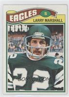 Larry Marshall [Good to VG‑EX]
