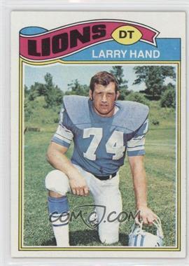 1977 Topps - [Base] #264 - Larry Hand