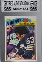 Mick Tingelhoff [CASCertifiedSealed]
