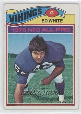1977 Topps - [Base] #30 - Ed White