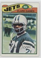 Clark Gaines [Good to VG‑EX]