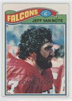 Jeff Van Note [Noted]