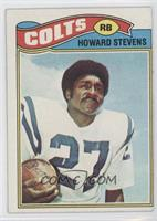 Howard Stevens [GoodtoVG‑EX]