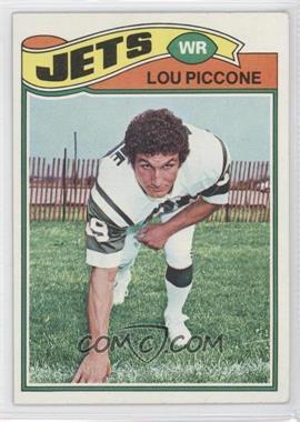 1977 Topps - [Base] #333 - Lou Piccone