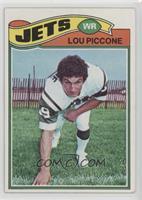 Lou Piccone [GoodtoVG‑EX]