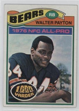1977 Topps - [Base] #360 - Walter Payton