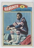 Clyde Powers [Good to VG‑EX]