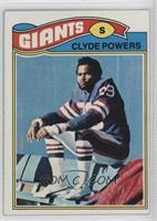 Clyde Powers