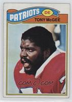 Tony McGee [Good to VG‑EX]