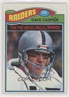 Dave Casper [GoodtoVG‑EX]