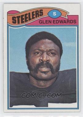 1977 Topps - [Base] #381 - Glen Edwards