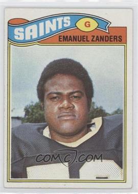 1977 Topps - [Base] #396 - Emanuel Zanders