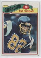 Pat Curran [Good to VG‑EX]