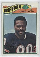 Greg Latta