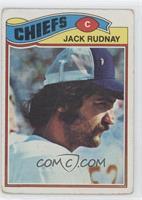 Jack Rudnay [Noted]