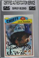 Jack Rudnay [CASCertifiedSealed]