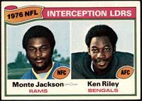 Monte Jackson, Ken Riley [EX]