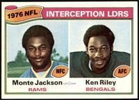 Monte Jackson, Ken Riley [EXMT]