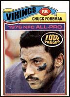 Chuck Foreman [EX]