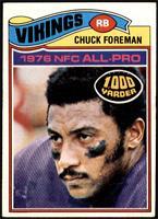 Chuck Foreman [VG]