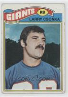 Larry Csonka [GoodtoVG‑EX]