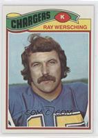 Ray Wersching