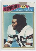 Lenvil Elliott [Poor to Fair]