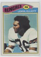 Lenvil Elliott [Good to VG‑EX]